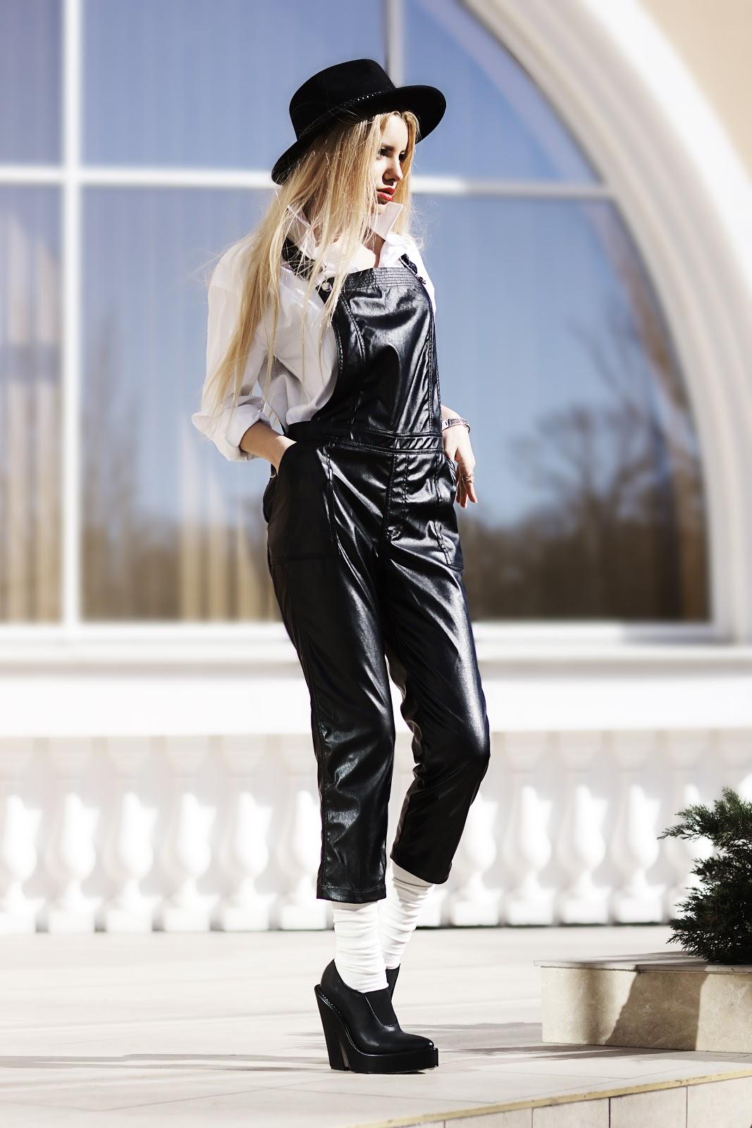 блог о моде, leather jumpsuit, мода 2015