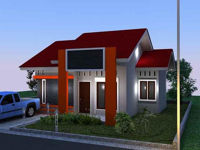 Gambar Rumah Sederhana Minimalis Type 36 2014