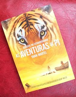 As Aventuras de Pi - Yann Martel - Nova Fronteira