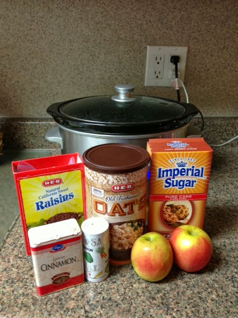 how to cook old fashioned oatmeal in a crock pot