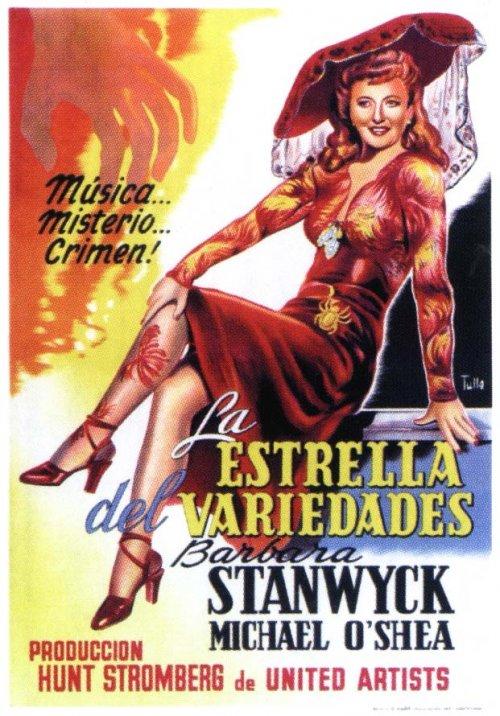 La Estrella De Variedades (Lady Of Burlesque) (1943)