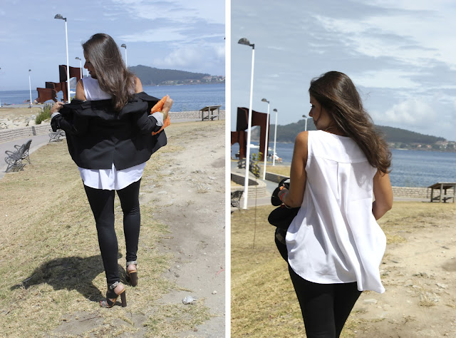 Blog de costura. Cómo hacer y coser una blusa blanca básica