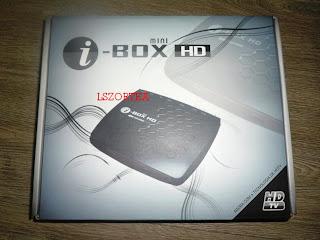 Atualização do NOVO Receptor Mini i Box HD 08/01