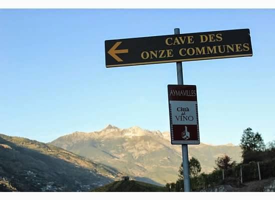 cave des onze communes aymavilles