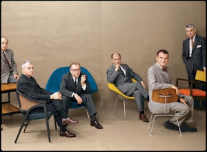 George-Nelson-Edward-Wormley-Eero-Saarinen-Harry-Bertoia-Charles-Eames-Jens-Risom