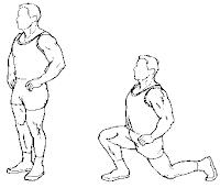 Si eres principiante en la realización de este ejercicio utiliza como sostén una silla o la pared, en cambio si ya tienes experiencia con el ejercicio entonces hazlo con mancuernas o con la barra. Cuerpo en forma