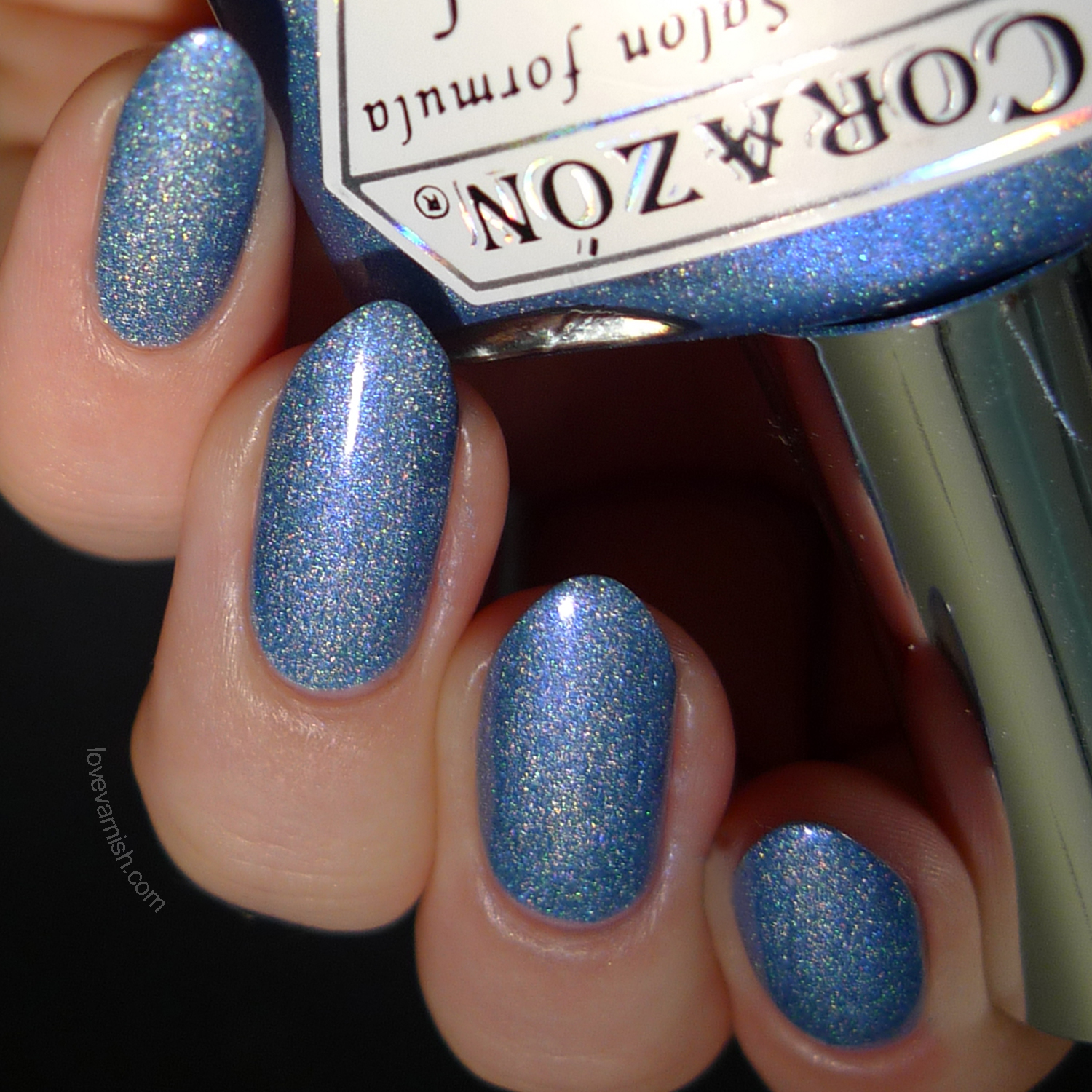 El Corazon Prisma 423-37 swatches and review