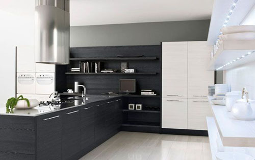 now let s we see a simple kitchen designs from futura cucine with a