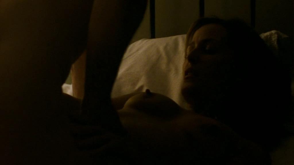 Recordando Gillian Anderson Topless En Straightheads