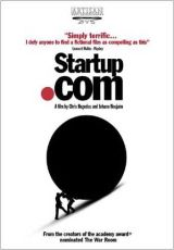 "Carátula del DVD: ""Startup.com"""