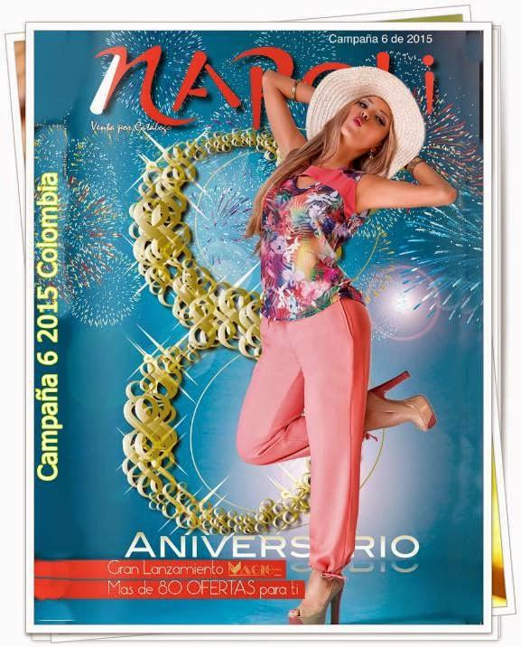 Napoli Campaña 6 2015 aniversario