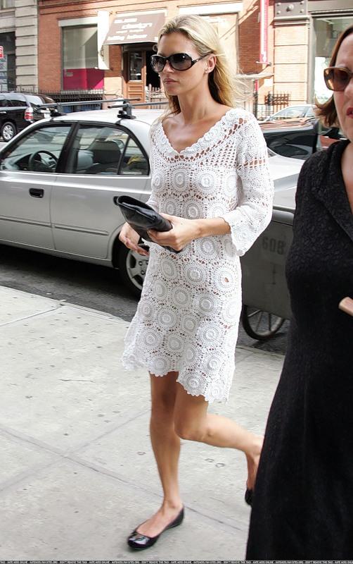 Crinochet Kate Moss Dress