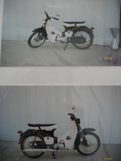 1967 Honda Super Cub 50 For Sale at Honda of Chattanooga TN