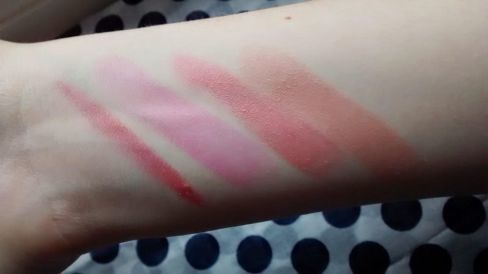 Valentine's Day Lipsticks