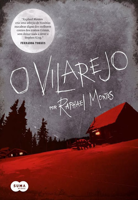 [Capa] O Vilarejo | Raphael Montes @Suma_BR
