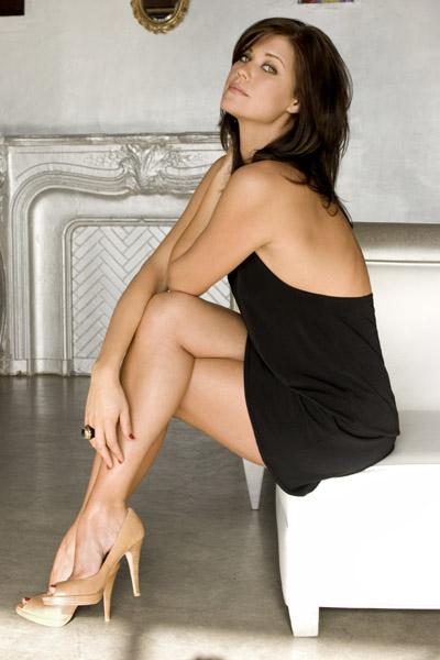 Sarah Lancaster Sexy 116