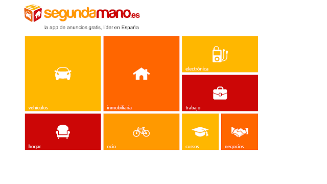 Home segundamano windows 8