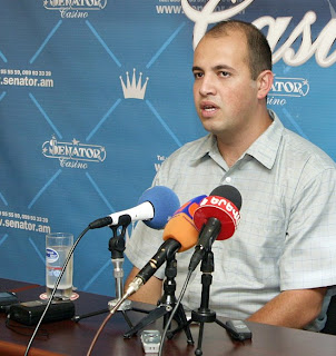 hrant melik baku armenians azeri azerbaijan armenia