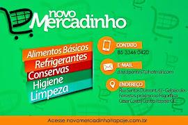 CONHEÇA O  NOVO MERCADINHO!