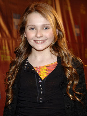 Bio and photo of abigail breslin