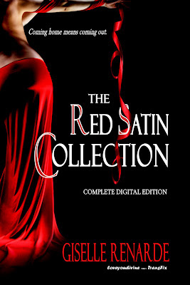 The Red Satin Collection Reviewed (and My Imaginary Family Reunion)
