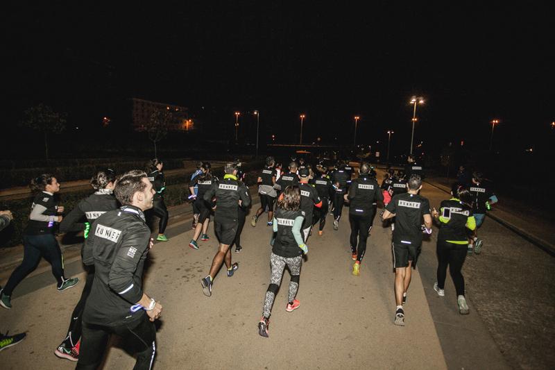 Nike Running Club Madrid Cambio de Hora 2 AM