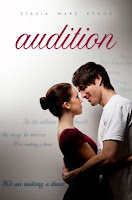 book cover of Audition by Stasia Ward Kehoe published by Viking