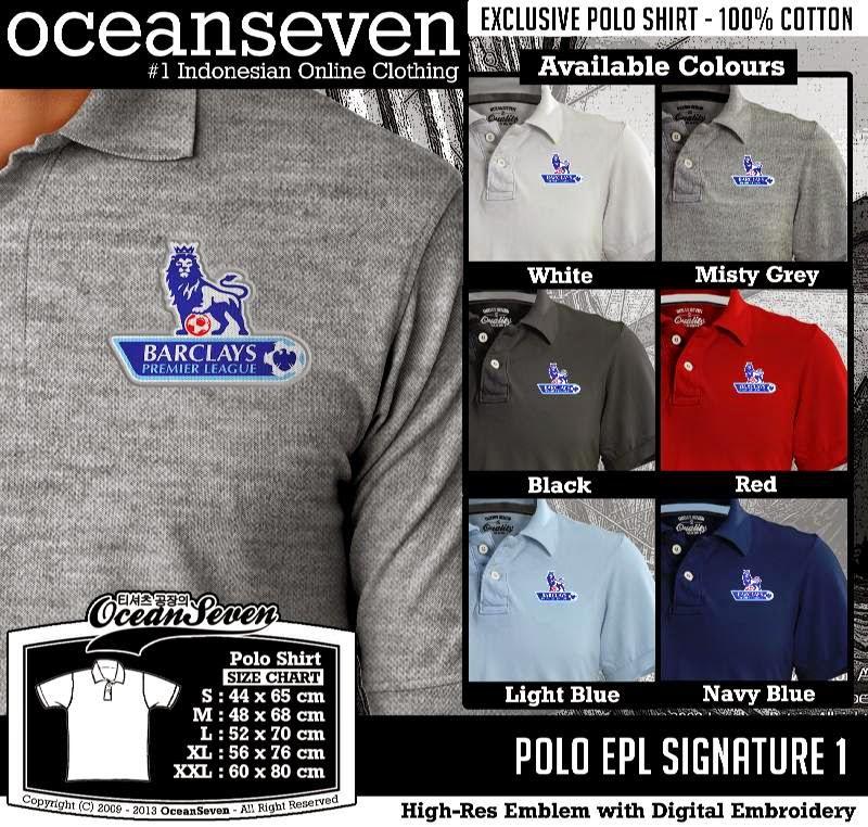 Kaos Polo EPL Signature 1
