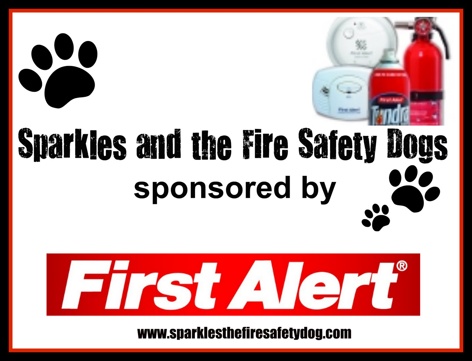 Thank you to our sponsor, First Alert.