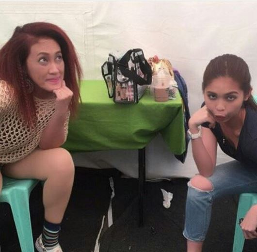AiAi delas Alas and 'My Bebe Love' co-star Maine Mendoza