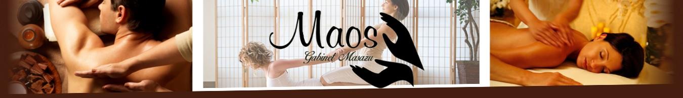 Gabinet Masażu Maos - masaz poznan