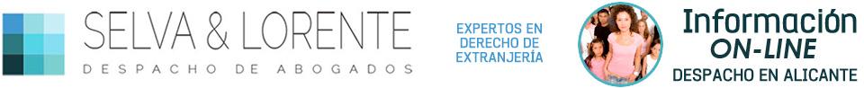 Abogado Extranjería Alicante - CONSULTA ON-LINE