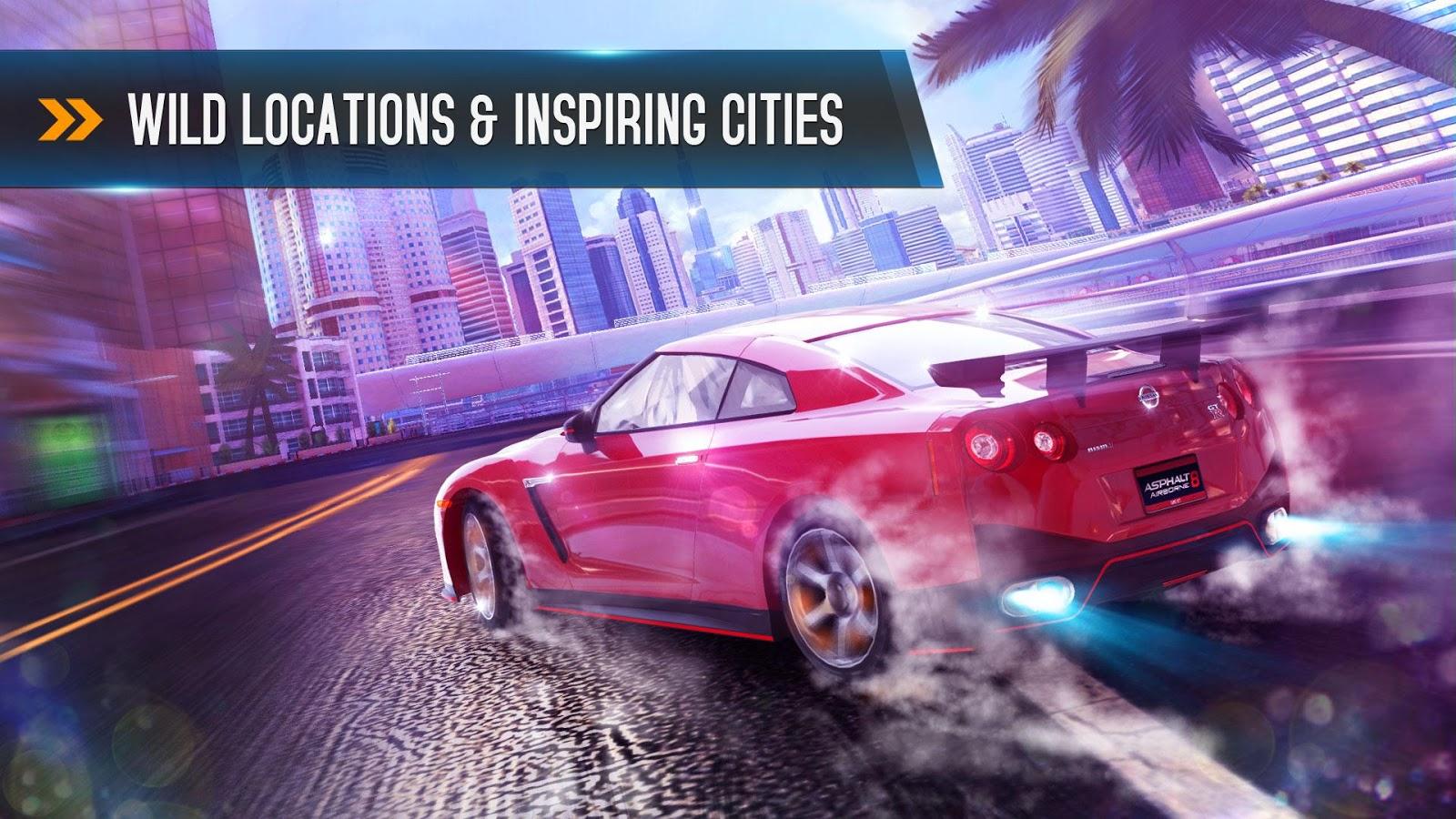 Free download asphalt 8 airborne v2 mod unlimited everything android hd games - Asphalt 8 hd images ...