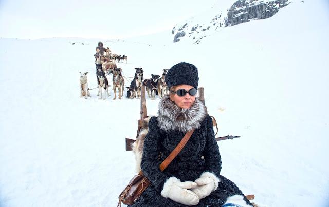 60 SEMINCI. Sección Oficial (Fuera de concurso). Crítica de 'Nadie quiere la noche': Avalancha de emociones en el Polo Norte