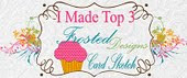 В тОп 3 в блоге Frosted Designs