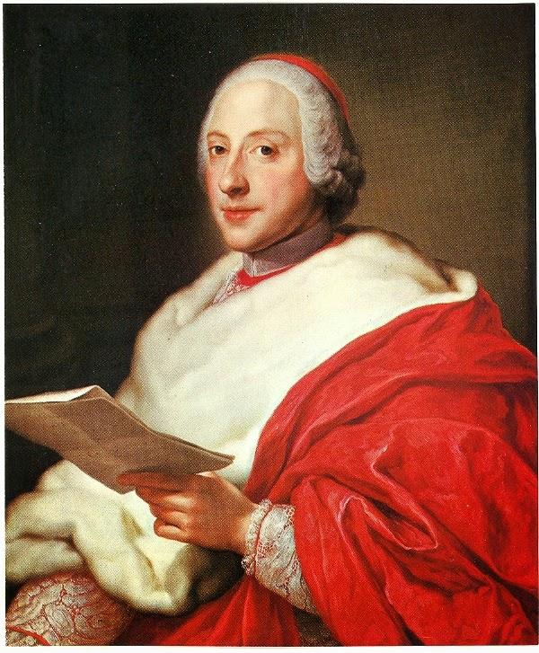 Prince Henry Benedict, Cardinal York