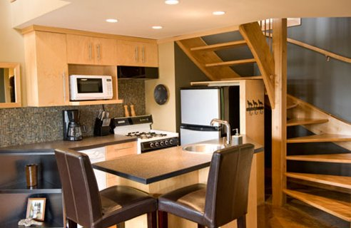 for Kitchen interior designs for small spaces