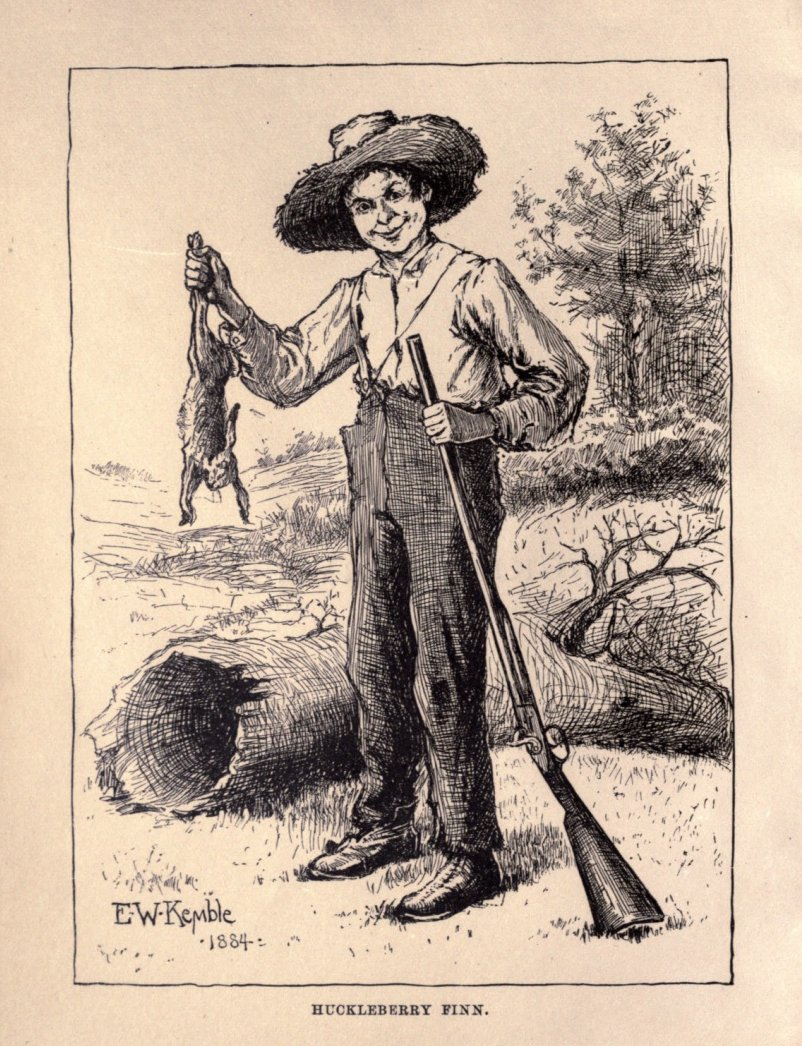 huckleberry finn beloved The paperback of the the adventures of tom sawyer and adventures of huckleberry finn by mark twain at barnes & noble free shipping on $25 or more.