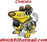Entre em contato com o Blog Diniz K-9!