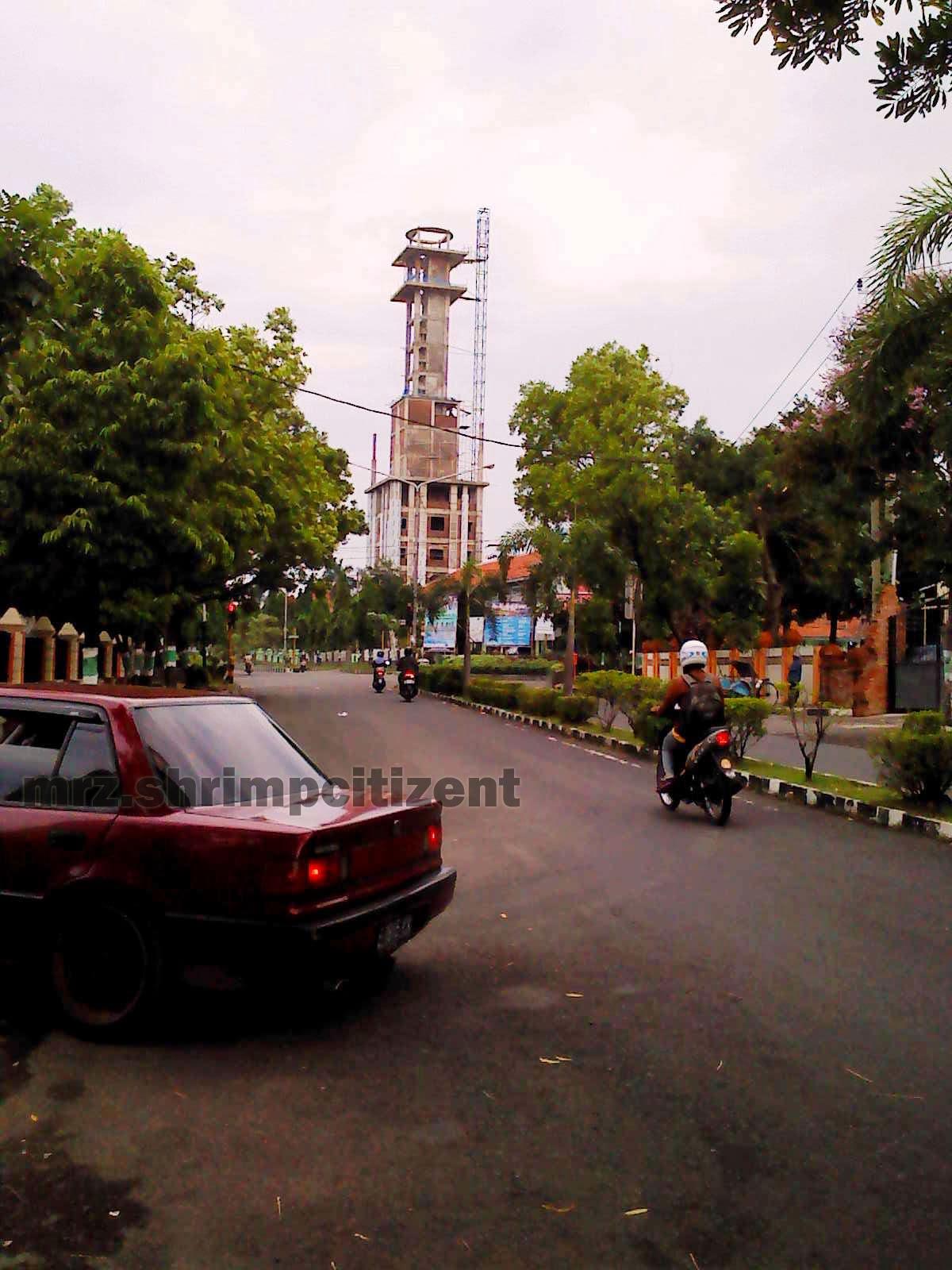 Pembangunan Menara Masjid Agung Sumber, Kab. Cirebon 5