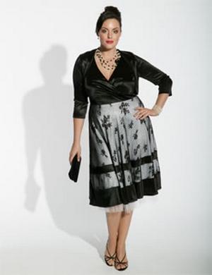 Tipos de vestidos que favorecen a las gorditas