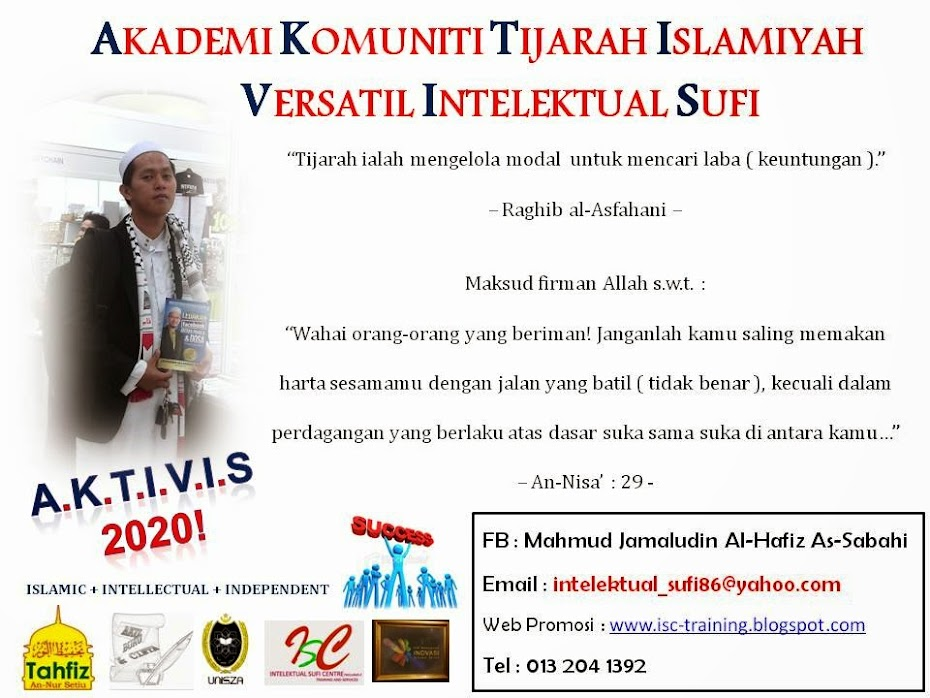 Intelektual Sufi Centre (Training & Services)