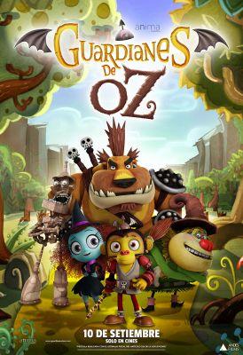 GUARDIANES DE OZ  (2015) Ver Online