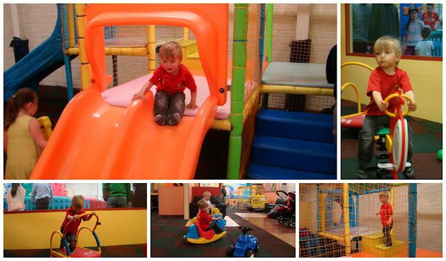 Delta Lazer Limerick sala dla małych dzieci
