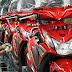 Honda Pangsa Pasar Terbesar di Tahun 2012