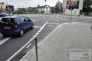 Holstenstraße / Stresemannstraße