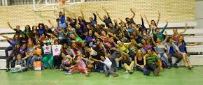 VII Encuentro Anual de Escaladoras.FEDME. Morata de Jalón, 25-26 octubre 2014