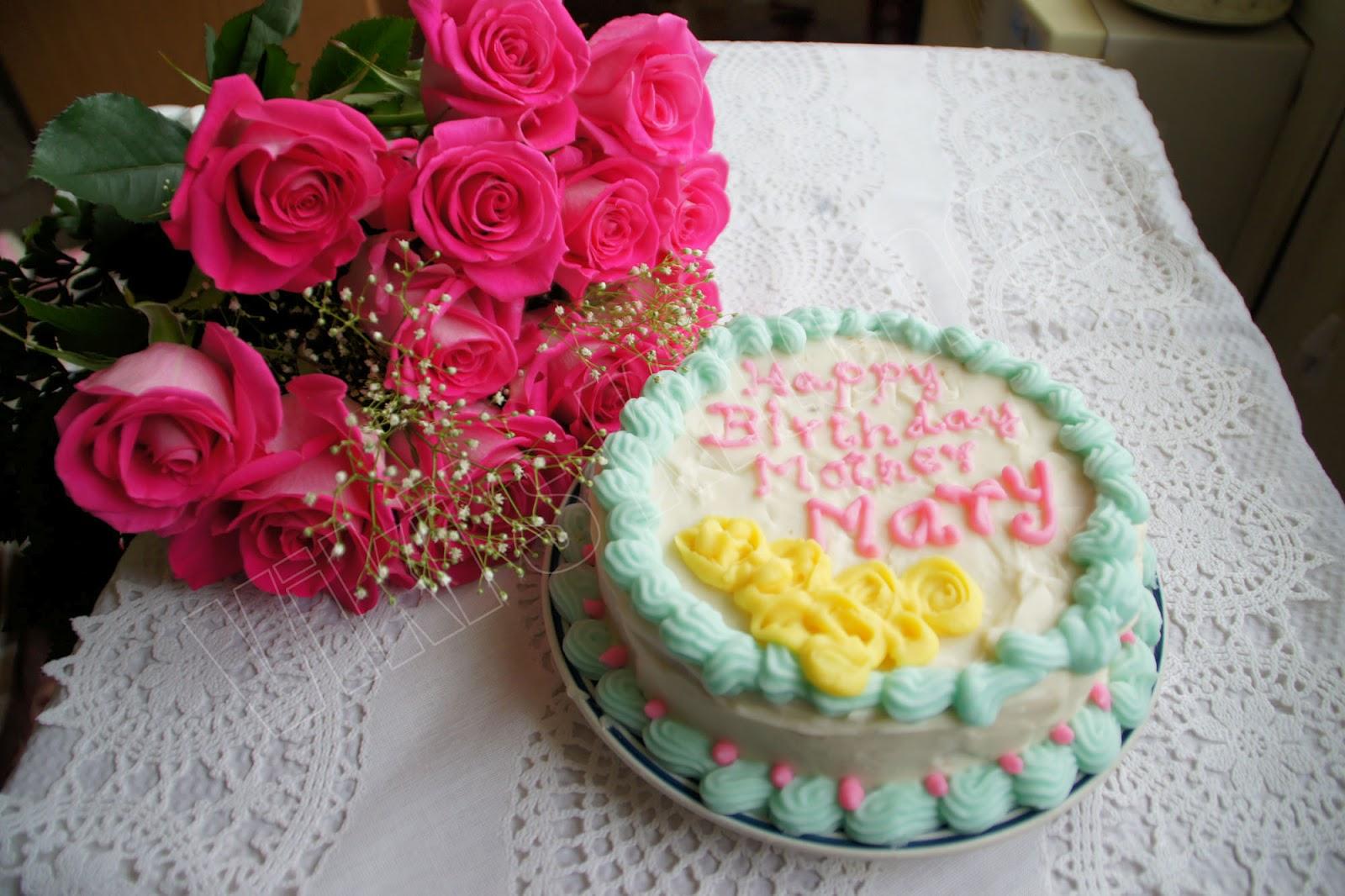 Viki S Kitchen Mother Marys Birthday