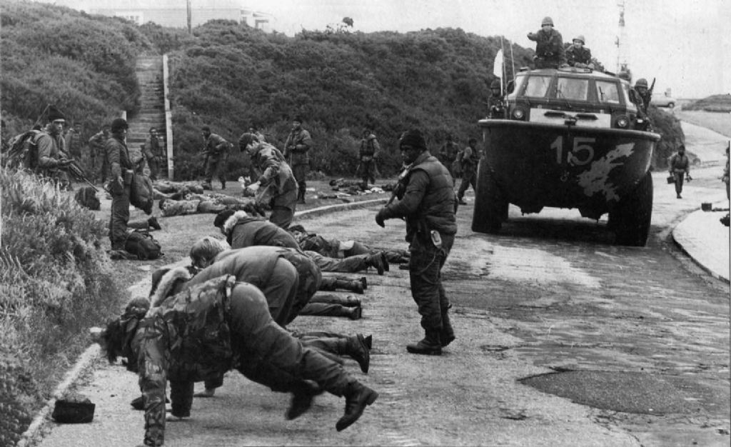 1982 invasion of the Falkland Islands