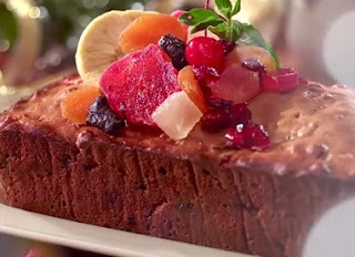 Como hacer un rico fruit cake